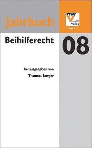 Beihilferecht von Jaeger,  Thomas
