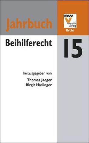 Beihilferecht von Haslinger,  Birgit, Jaeger,  Thomas