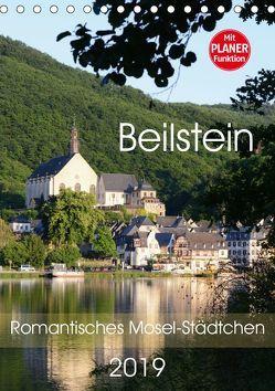 Beilstein – Romantisches Mosel-Städtchen (Tischkalender 2019 DIN A5 hoch) von Frost,  Anja