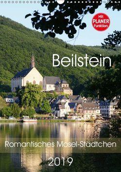 Beilstein – Romantisches Mosel-Städtchen (Wandkalender 2019 DIN A3 hoch) von Frost,  Anja