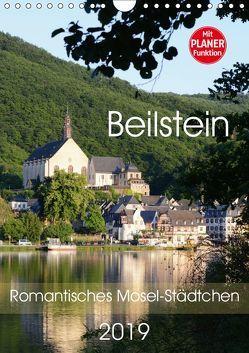 Beilstein – Romantisches Mosel-Städtchen (Wandkalender 2019 DIN A4 hoch) von Frost,  Anja