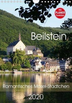 Beilstein – Romantisches Mosel-Städtchen (Wandkalender 2020 DIN A4 hoch) von Frost,  Anja