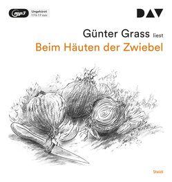 Beim Häuten der Zwiebel von Grass,  Günter, Kogel,  Jörg-Dieter