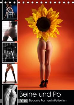 Beine und Po – Elegante Formen in Perfektion (Tischkalender 2019 DIN A5 hoch) von Weis,  Stefan