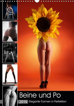 Beine und Po – Elegante Formen in Perfektion (Wandkalender 2019 DIN A3 hoch) von Weis,  Stefan