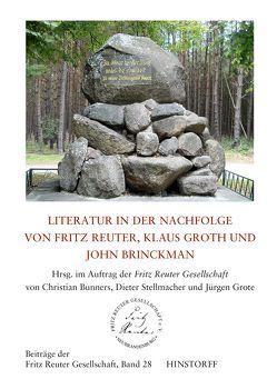 Beiträge der Fritz-Reuter-Gesellschaft von Fritz Reuter Gesellschaft