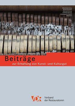VDR Beiträge zur Erhaltung von Kunst- und Kulturgut Heft 2/2018