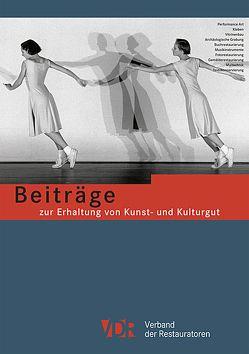 Beiträge zur Erhaltung von Kunst- und Kulturgut Heft 2/2017
