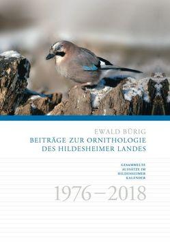 Beiträge zur Ornithologie des Hildesheimer Landes von Bürig,  Ewald