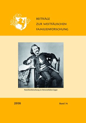 Beiträge zur westfälischen Familienforschung von Linde,  Roland