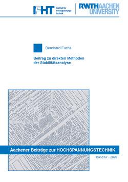 Beitrag zu direkten Methoden der Stabilitätsanalyse von Fuchs,  Bernhard
