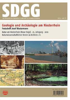 Beiträge zur Geologie und Archäologie des Niederrheins von Kronsbein,  Stefan, Röhling,  Heinz-Gerd, Schram,  Jürgen, Wohnlich,  Stefan, Wolf,  Rainer