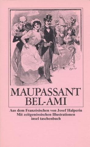 Bel-Ami von Halperin,  Josef, Maupassant,  Guy de