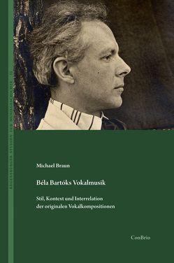 Béla Bartóks Vokalmusik von Braun,  Michael