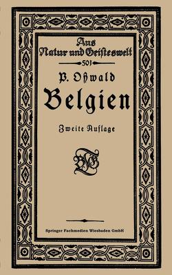Belgien von Ostwald,  Dr. Paul