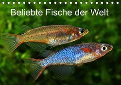 Beliebte Fische der Welt (Tischkalender 2019 DIN A5 quer) von Pohlmann,  Rudolf
