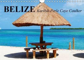 Belize. Karibik-Perle Caye Caulker (Wandkalender 2018 DIN A4 quer) von Stanzer,  Elisabeth