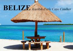 Belize. Karibik-Perle Caye Caulker (Wandkalender 2020 DIN A2 quer) von Stanzer,  Elisabeth