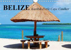 Belize. Karibik-Perle Caye Caulker (Wandkalender 2020 DIN A4 quer) von Stanzer,  Elisabeth