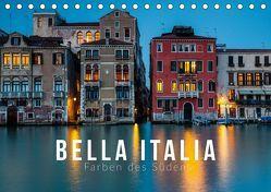 Bella Italia. Farben des Südens (Tischkalender 2019 DIN A5 quer) von Gospodarek,  Miko?aj