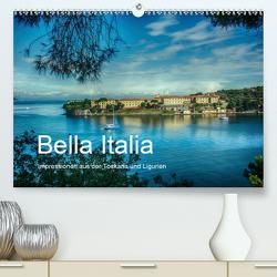 Bella Italia – Impressionen aus der Toskana und Ligurien (Premium, hochwertiger DIN A2 Wandkalender 2020, Kunstdruck in Hochglanz) von Wenske,  Steffen