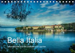 Bella Italia – Impressionen aus der Toskana und Ligurien (Tischkalender 2020 DIN A5 quer) von Wenske,  Steffen