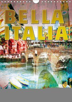 »Bella Italia« (Wandkalender 2019 DIN A4 hoch) von j.benesch