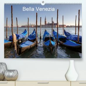 Bella Venezia (Premium, hochwertiger DIN A2 Wandkalender 2021, Kunstdruck in Hochglanz) von Kruse,  Joana