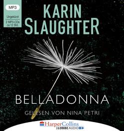 Belladonna von Petri,  Nina, Schwaner,  Teja, Slaughter,  Karin