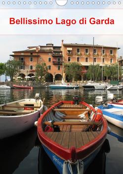 Bellissimo Lago di Garda (Wandkalender 2021 DIN A4 hoch) von Dietsch,  Monika