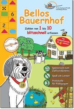 Bellos Bauernhof von Braun,  Benji, Janzer,  Monika, Preiß,  Gabi, Preiss,  Gerhard