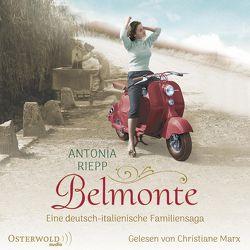 Belmonte von Marx,  Christiane, Riepp,  Antonia