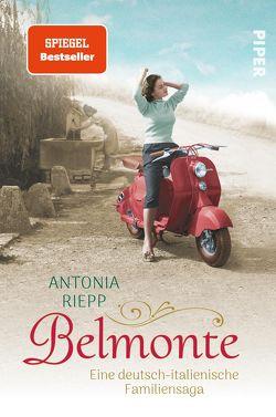 Belmonte von Riepp,  Antonia