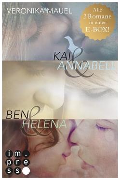Kai & Annabell: + Ben & Helena (Alle Bände und der Spin-off in einer E-Box!) von Mauel,  Veronika