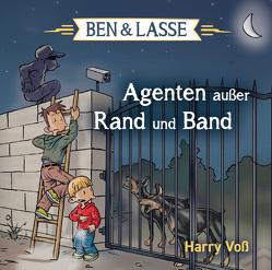 Ben & Lasse – Agenten außer Rand und Band. Hörbuch von Primus,  Bodo, Voß,  Harry