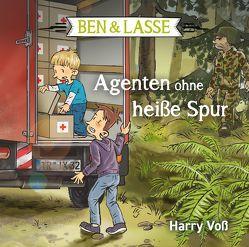 Ben & Lasse – Agenten ohne heiße Spur. Hörbuch von Primus,  Bodo, Voß,  Harry