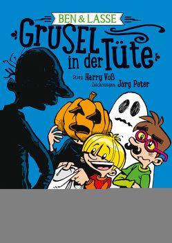 Ben & Lasse – Grusel in der Tüte 10er-Pack von Peter,  Jörg, Voß,  Harry