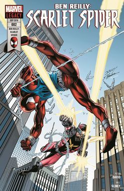 Ben Reilly: Scarlet Spider von Althoff,  Gerlinde, Araujo,  Andre Lima, David,  Peter, Sliney,  Will