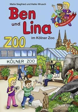 Ben und Lina im Kölner Zoo von Siegfried,  Melle, Wrusch,  Heiko