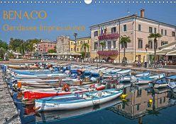 BENACO – Gardasee-Impressionen (Wandkalender 2019 DIN A3 quer) von manhART