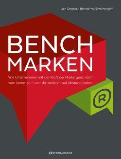Benchmarken von Berndt®,  Jon Christoph, Henkel,  Sven
