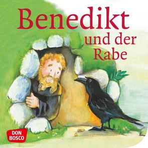 Benedikt und der Rabe von Herrmann,  Bettina, Lefin,  Petra, Wittmann,  Sybille