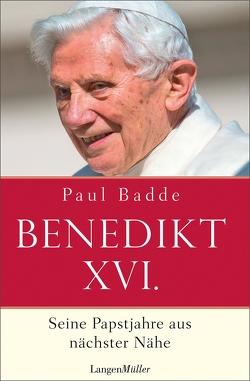 Benedikt XVI. von Badde,  Paul