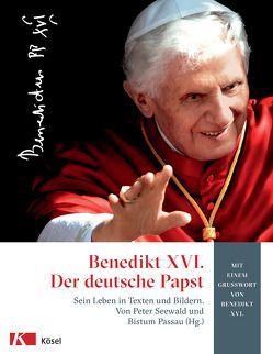 Benedikt XVI. von Diözese Passau, Seewald,  Peter
