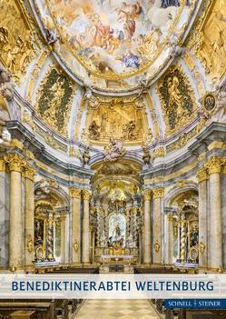 Benediktinerabtei Weltenburg von Altmann,  Lothar, Bunz,  Achim, div., Freihart OSB,  Abt Thomas M., Haarländer,  Stephanie, Nürnberg Luftbild Hajo Dietz