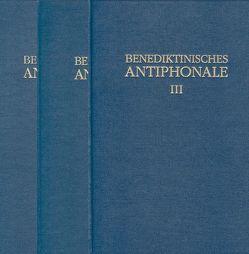 Benediktinisches Antiphonale I-III von Erbacher,  Rhabanus