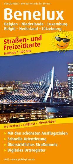 Benelux –Belgien / Niederlande / Luxemburg