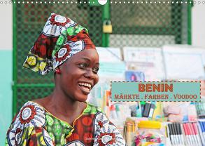 Benin Märkte Farben Voodoo (Wandkalender 2020 DIN A3 quer) von Gerner-Haudum,  Gabriele