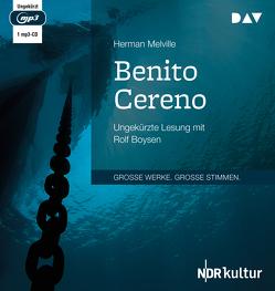 Benito Cereno von Boysen,  Rolf, Melville,  Herman, Mummendey,  Richard