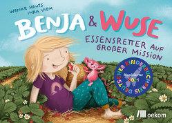 Benja & Wuse von Heuts,  Wenke, Vigh,  Inka